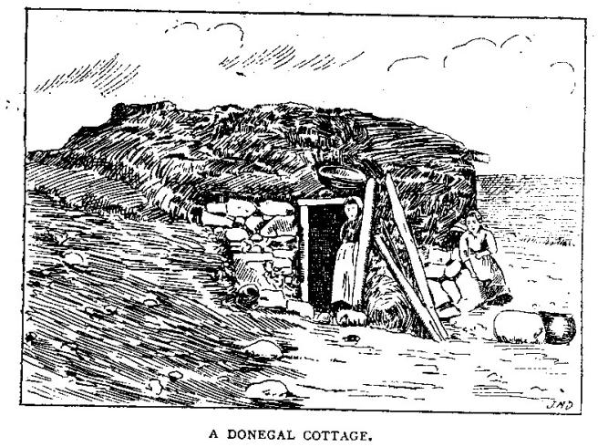 The Gweedore Hunt, HW Massingham, p1