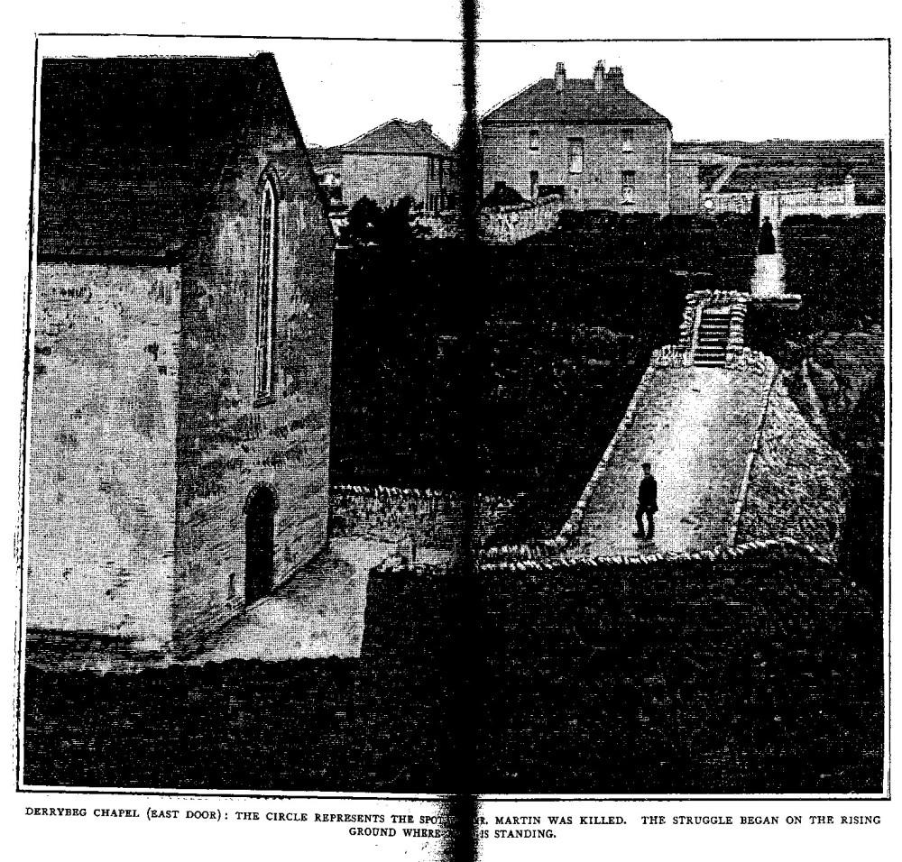 The Gweedore Hunt, HW Massingham, p16-17